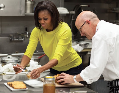 chef bongo 2 bill-yosses-michelle-obama-kitchen